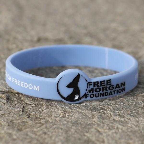 "Mindlet ""Free Morgan Foundation"" Sky Blau"