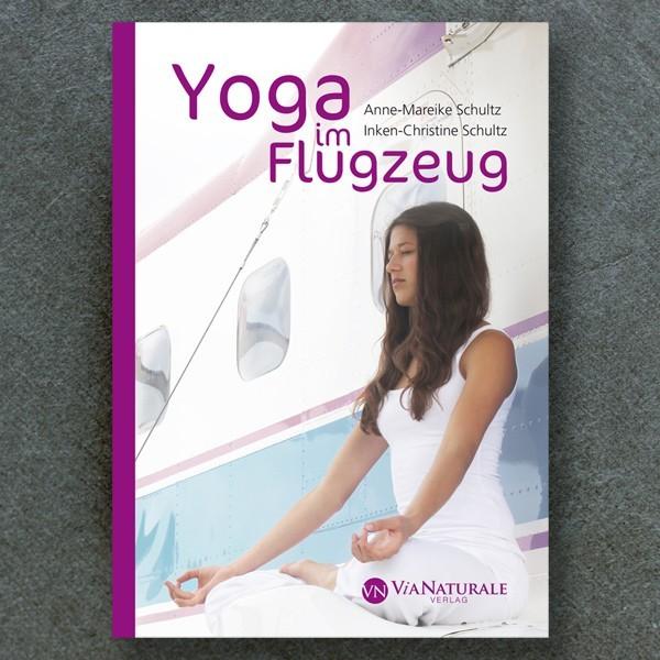 """Buch """"Yoga im Flugzeug"""""""