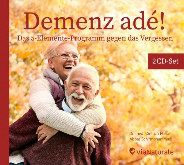 """Audio-Programm """"Demenz adé!"""""""