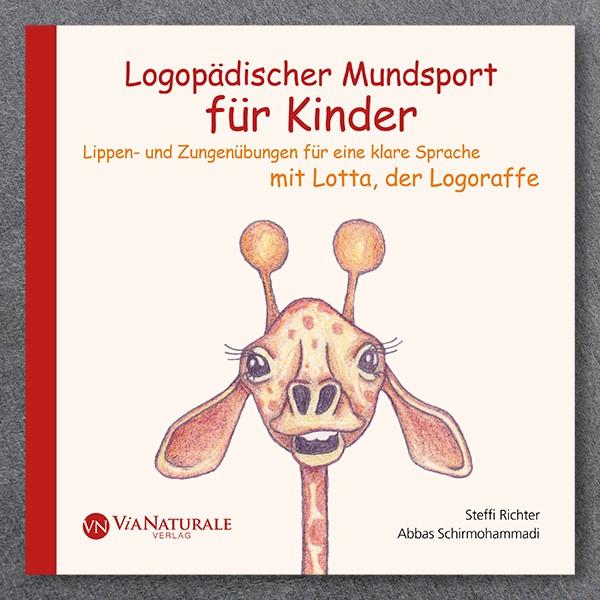 CD Logopädischer Mundsport für Kinder