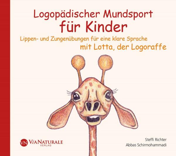 """Audio-CD """"Logopädischer Mundsport für Kinder"""""""