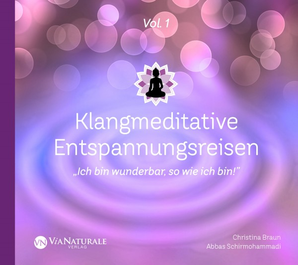 "Audio-Programm ""Klangmeditative Entspannungsreisen Vol.1"""